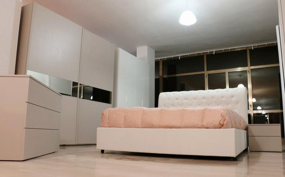 Cecchini Mobili Camere Da Letto.Camera Da Letto In Stile Moderno Canapa Frassinato Paternoster Home