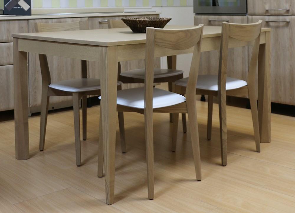 Tavolo allungabile in legno FRASSINO QUERCIA - Paternoster Home