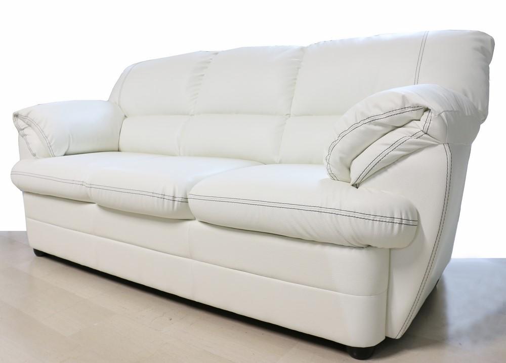 Divani Bianchi Ecopelle : Divani eco pelle divano bicolore ecopelle cadiac groupon goods