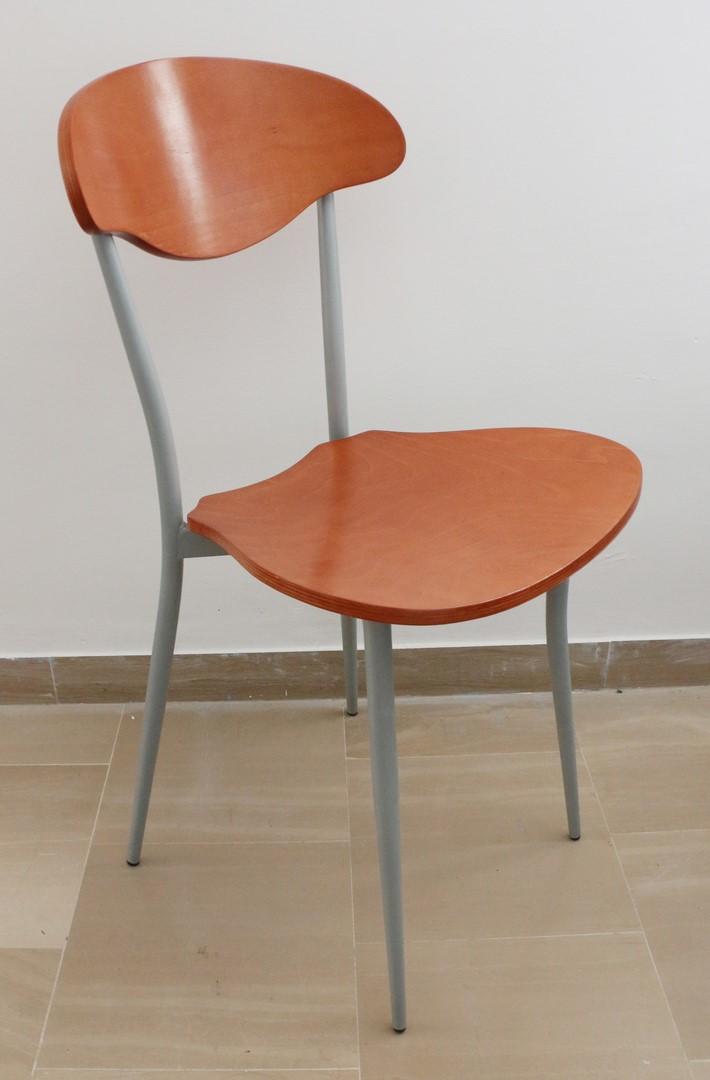 Sedie In Legno Ciliegio.Sedia In Stile Moderno Paternoster Home