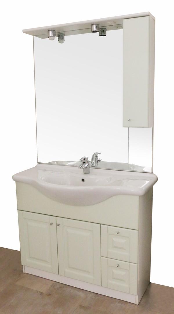 Mobile bagno in stile contemporaneo - Paternoster Home