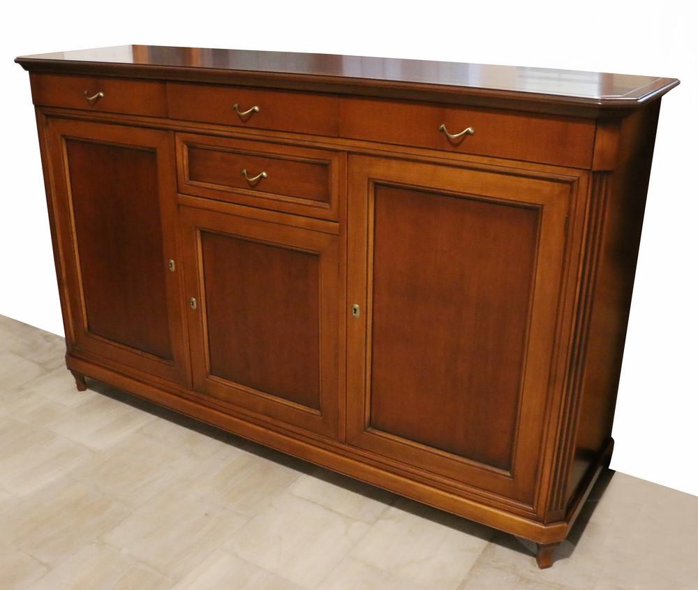 Madia stile classico in legno paternoster home - Contromobile classico ...