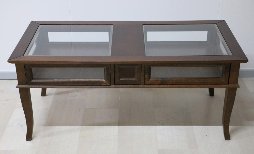 Tavolini In Legno Arte Povera : Tavolino bacheca stile classico arte povera paternoster home