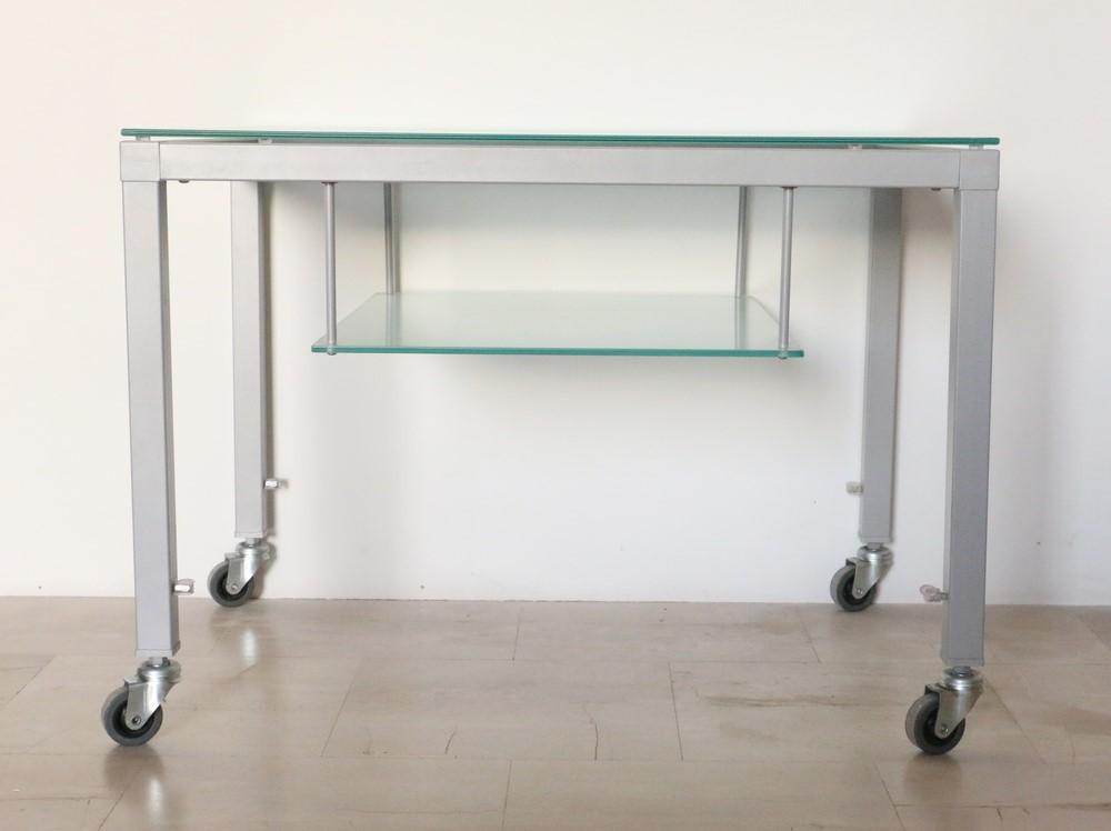 Carrello porta TV con ruote in stile moderno - Paternoster Home