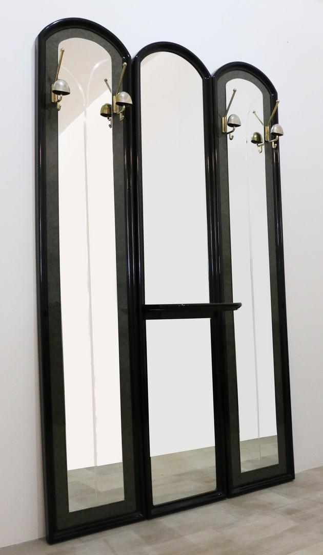 Specchiera Porta Abiti.Tris Specchiera Appendiabiti Da Ingresso In Stile Vintage