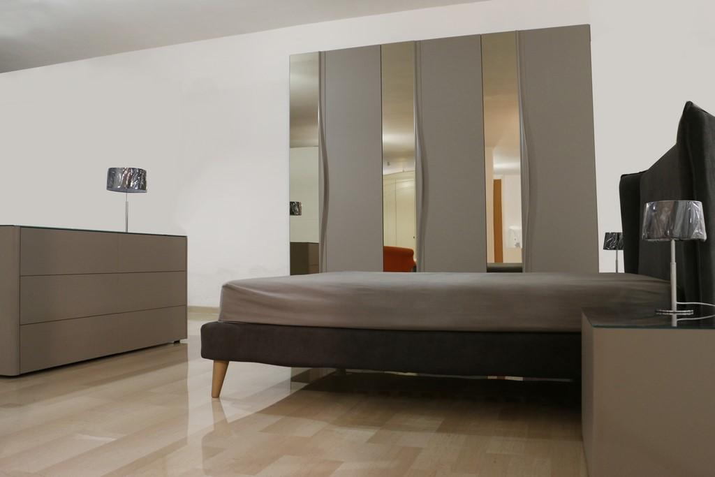 Camera da letto in stile moderno VISONE OPACO